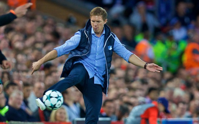 Naivety cost inexperienced Nagelsmann and Hoffenheim at Anfield