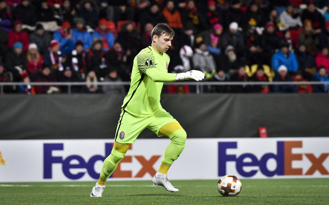 Real Madrid sign teenage goalkeeper in €14 million deal