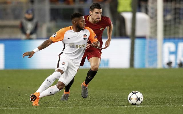 Manchester United complete Fred capture from Shakhtar Donetsk