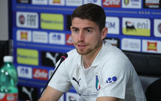 Manchester City agree Jorginho fee with Napoli