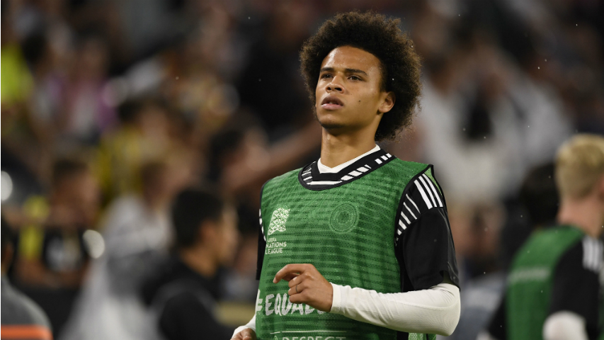 """1a6a7c491f9b69 Leroy Sane will miss Germany s friendly with Peru on Sunday after leaving  the team s hotel for """"private reasons"""""""