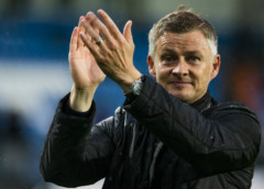 The path Solskjaer followed to reach management of Manchester United