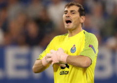 Iker Casillas signs new FC Porto deal and will end playing career with club