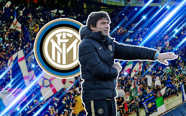 Antonio Conte Inter Logo