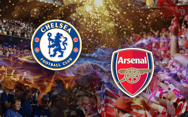 Chelsea and Arsenal Logos