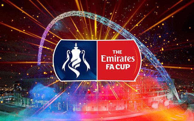 The Emirates FA Cup Logo