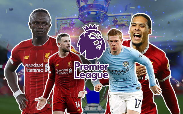 Jordan Henderson, Saido Mane and Other Top EPL Players