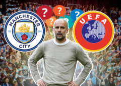 Four Potential Disasters for Manchester City after the UEFA Ban