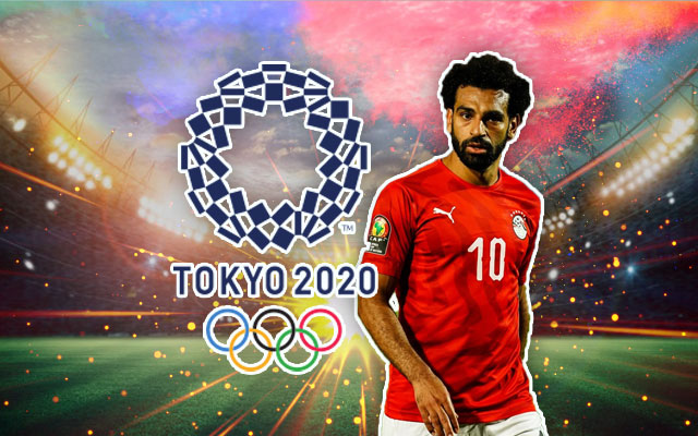 Mo Salah Olympics