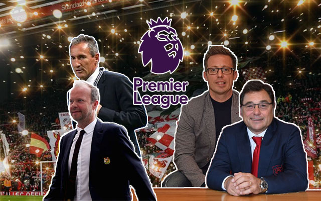 Top Premier League Club Managers