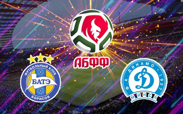 BATE Borisov Beat Slavia Mozir Belarusian Premier League