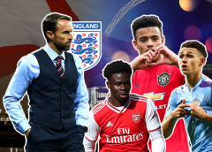 Five English Youngsters That Might Earn a Place for Euro 2021