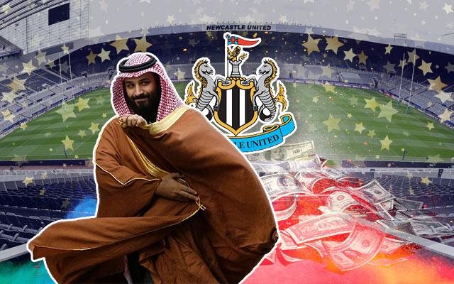 Mohammad Bin Salman Newcastle