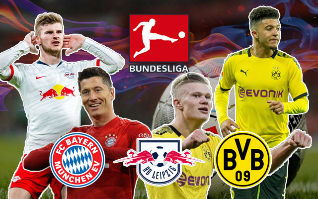Key Battles 2019/2020 Bundesliga