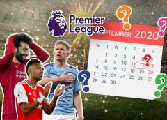 When Will the 2020/2021 Premier League Season Start?