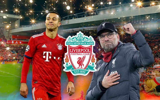 Liverpool Thiago Alcantara