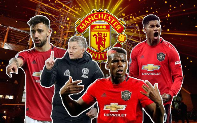 Manchester United Top Next Season