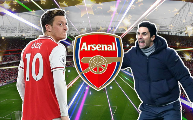 Should Arsenal Get Rid of Mesut Ozil