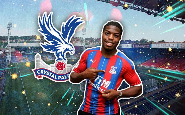 Nathan Ferguson Crystal Palace