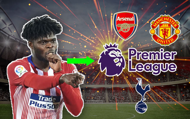 Thomas Partey Premier League