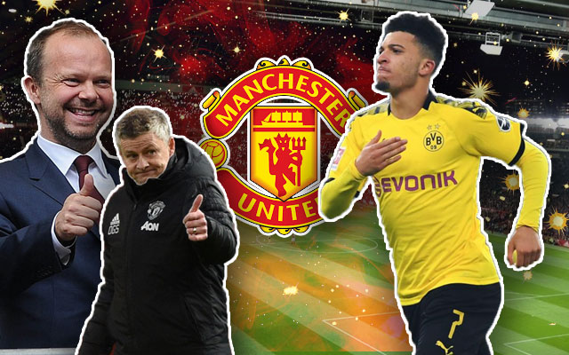 Manchester United Jadon Sancho
