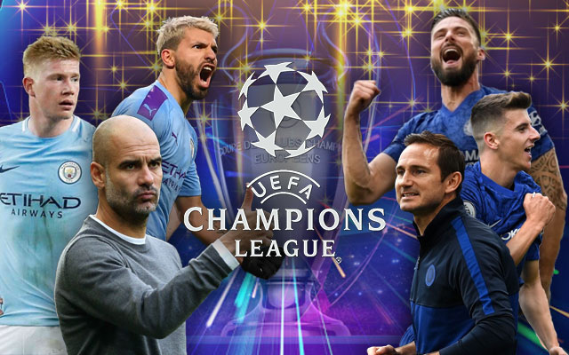 English Teams in Champions League