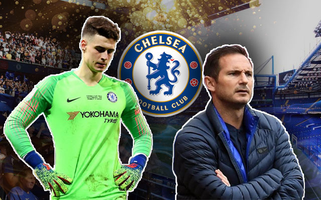 Kepa Arrizabalaga Chelsea