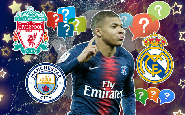 Where Should Kylian Mbappe Go Next?