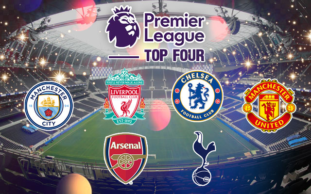 Premier League Top Four