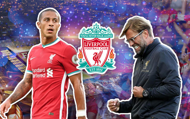 Thiago Alcantara's Move to Liverpool